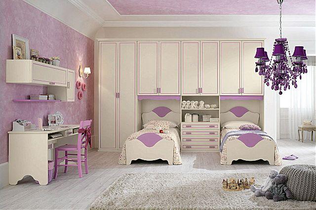 Παιδικό-Εφηβικό δωμάτιο Spar Arreda Romantica-Romantica 111