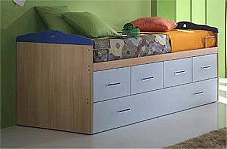 Παιδικό κρεβάτι καναπές  Spar Arreda Web-Surf  divano 4 cas rete estr.