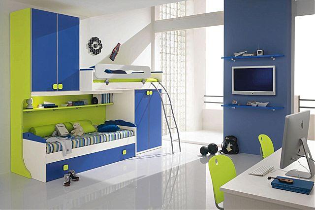 Παιδικό-Εφηβικό δωμάτιο Spar Arreda Web-W66