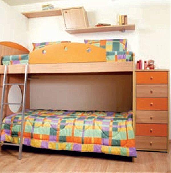 Παιδικό-Εφηβικό δωμάτιο Oikia kantis Κωδ 36σ36-Κωδ 36σ36