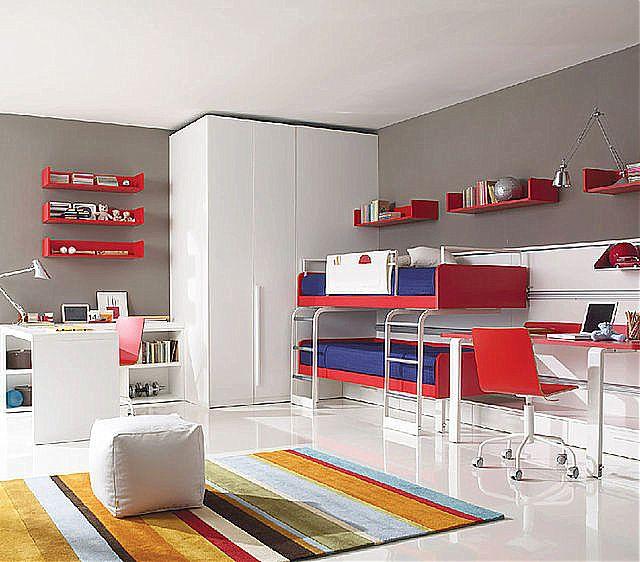 Παιδικό-Εφηβικό δωμάτιο Zalf Multispace-Multispace Z86