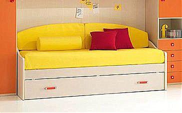 Παιδικό κρεβάτι καναπές  Spar Arreda One-Onda Divano con 2o Rete