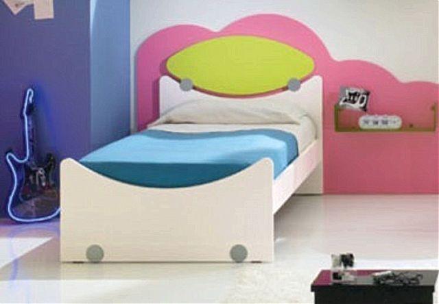 Παιδικό Κρεβάτι Spar Arreda Web-Elisse 90 con pediera