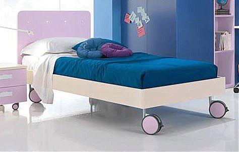 Παιδικό Κρεβάτι Spar Arreda Web-LT. 90 Clips G.140