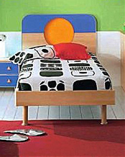 Παιδικό Κρεβάτι Spar Arreda Web-Oblo 90 Giro piedi alluminio