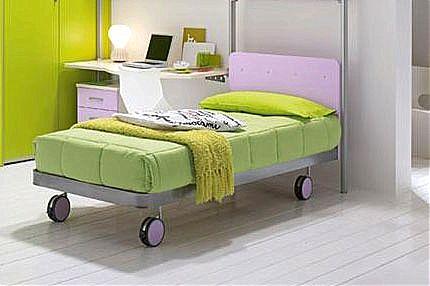 Παιδικό Κρεβάτι Spar Arreda Web-LT. 90 Clips G.Met