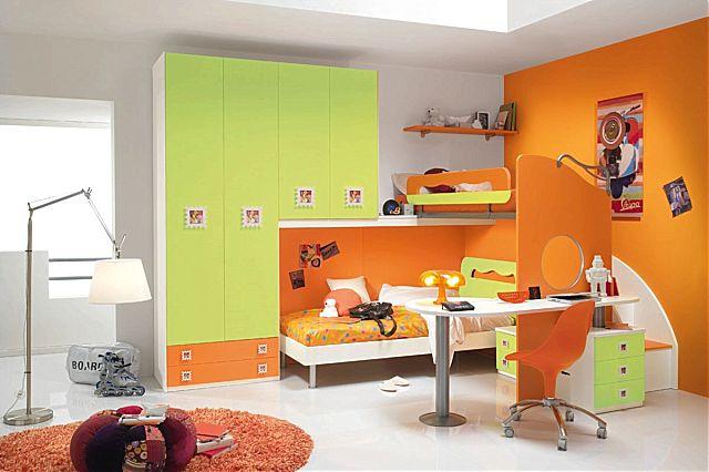 Παιδικό-Εφηβικό δωμάτιο Spar Arreda Web-W68