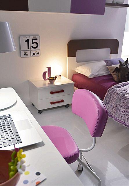 Παιδικό-Εφηβικό δωμάτιο Spar Arreda Web-W01