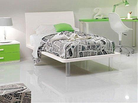 Παιδικό Κρεβάτι Spar Arreda Web-Ray 90