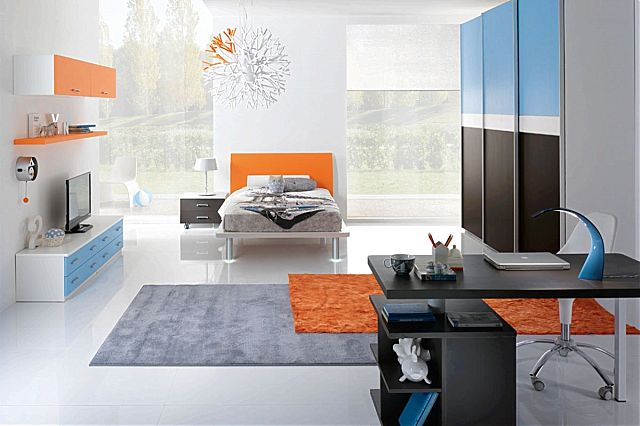 Παιδικό-Εφηβικό δωμάτιο Spar Arreda Web-W03