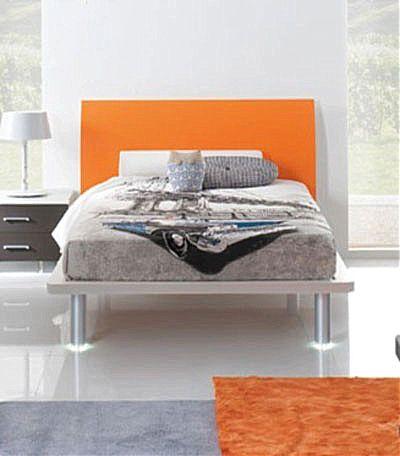 Παιδικό Κρεβάτι Spar Arreda Web-Ray 120