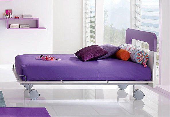 Παιδικό Κρεβάτι Spar Arreda Web-Oval 90 SP40 3DG