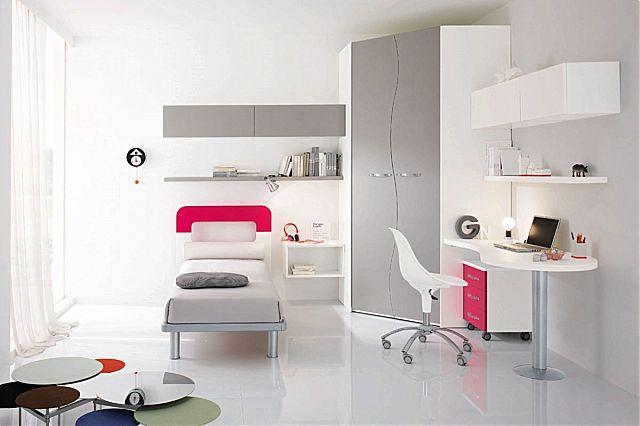 Παιδικό-Εφηβικό δωμάτιο Spar Arreda Web-W05