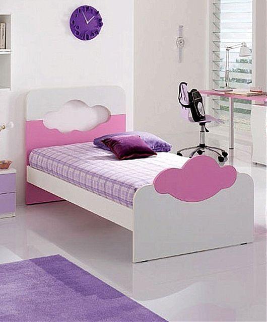 Παιδικό Κρεβάτι Spar Arreda Web-Nube 90 sp25