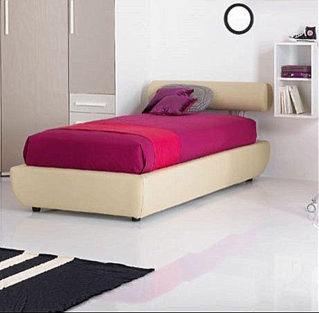 Παιδικό κρεβάτι επενδυμένο Spar Arreda Web-Rullo cnt ecopelle