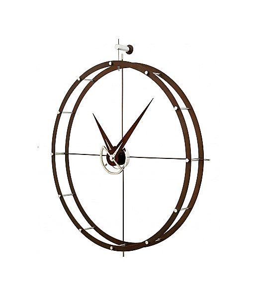 Ρολόι τοίχου Nomon Walnut-Doble O n