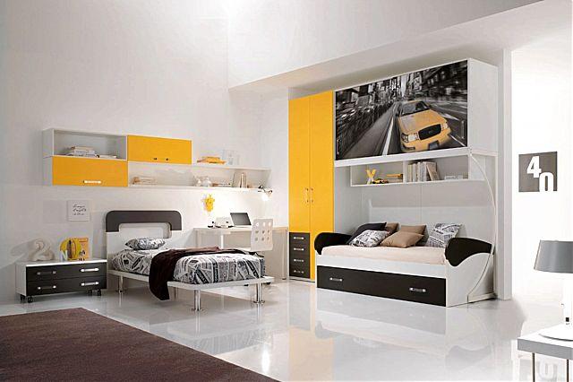 Παιδικό-Εφηβικό δωμάτιο Spar Arreda Web-W51