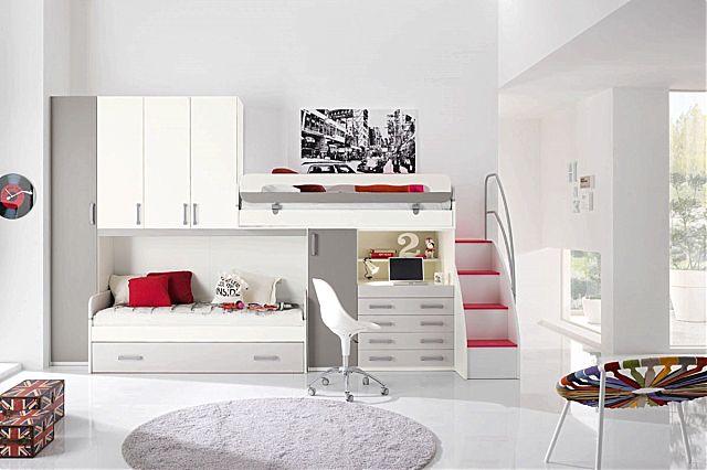 Παιδικό-Εφηβικό δωμάτιο Spar Arreda Web-W52