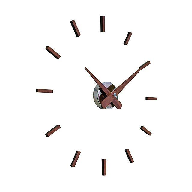 Ρολόι τοίχου Nomon Walnut-Sunset