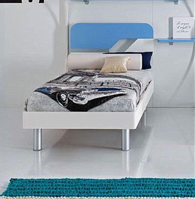 Παιδικό Κρεβάτι Spar Arreda Web-Zeta 90 sp25 G14
