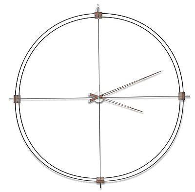 Ρολόι τοίχου Nomon Walnut-Delmori