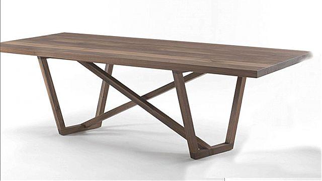 Τραπέζι τραπεζαρίας Sofa And Style Exelsior-T141