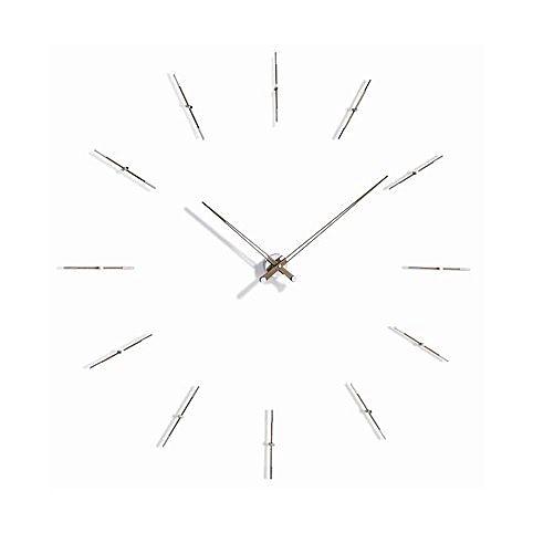 Ρολόι τοίχου Nomon Walnut-Merlin 12n