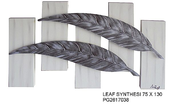 Πίνακας ζωγραφικής Gallerista by Repanis Leaf Synthesi-