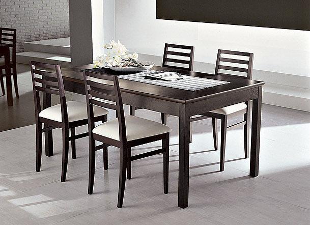 Τραπέζι τραπεζαρίας Oikia kantis Oliver-Oliver