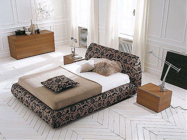Κρεβάτι επενδυμένο DallAgnese Nova-Nova fabric