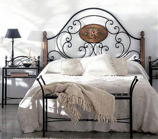 Κρεβάτι μεταλλικό Jayso Florencia-Florencia 200