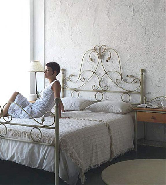 Κρεβάτι μεταλλικό Jayso Diana-Diana 150