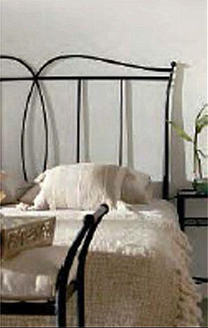 Κρεβάτι μεταλλικό Jayso Alba-Alba 105