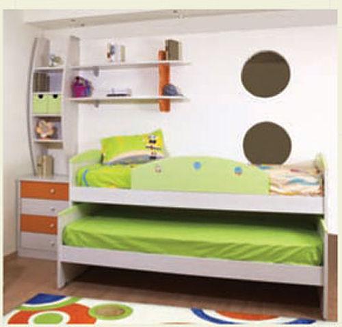 Παιδικό-Εφηβικό δωμάτιο Oikia kantis Κωδικός 4-Κωδικός 4