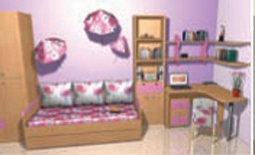 Παιδικό-Εφηβικό δωμάτιο Oikia kantis Κωδικός 20-Κωδικός 20