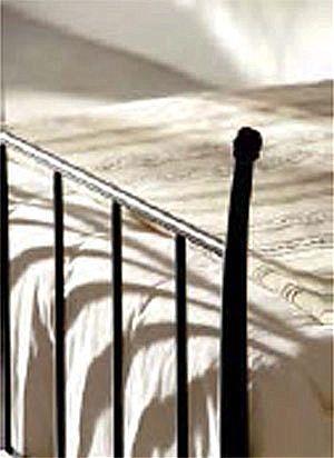 Κρεβάτι μεταλλικό Jayso Lola-Lola 180