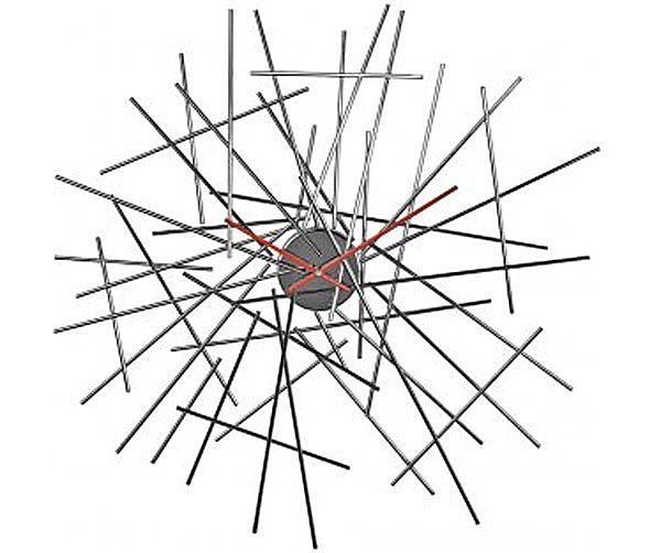 Ρολόι τοίχου Alessi Blow up-FC16