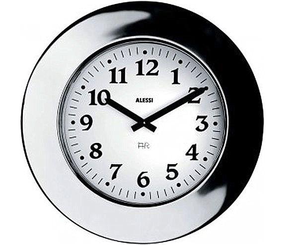 Ρολόι τοίχου Alessi Momento-Momento