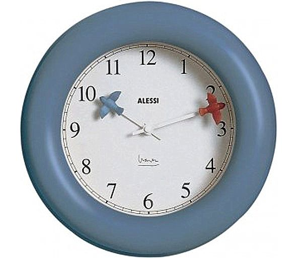 Ρολόι τοίχου Alessi Kitchen clock-Kitchen clock