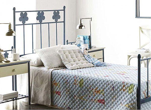 Κρεβάτι μεταλλικό Jayso Venecia-Venecia 105