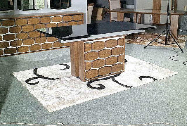 Τραπέζι τραπεζαρίας Sofa di Rodi  Mercury-Mercury