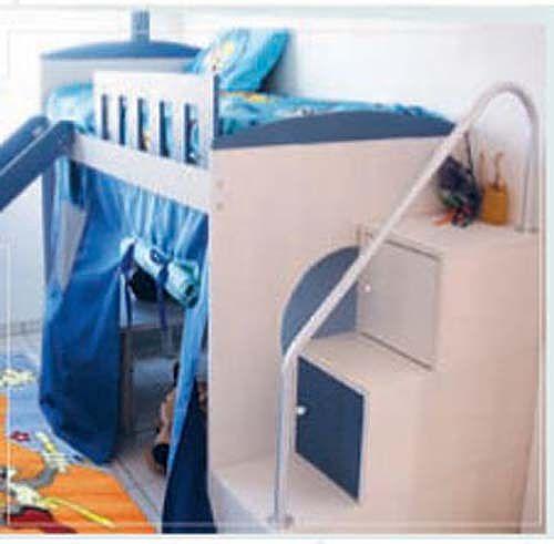 Παιδικό Κρεβάτι Kidland Κωδ 42-Κωδ 42