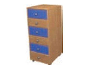 Παιδική Συρταριέρα-Σιφονιέρα Kidland Syr O2-Syr O2