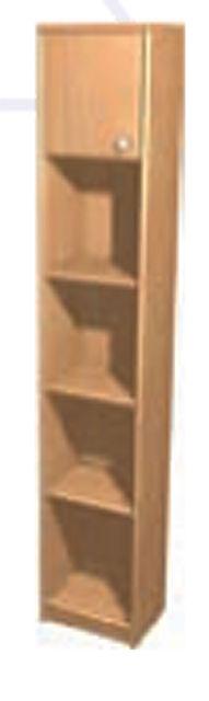 Παιδική Βιβλιοθήκη Kidland Βιβο 1-Βιβο 1