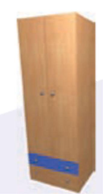 Παιδική Ντουλάπα Kidland Ντου-Ο1
