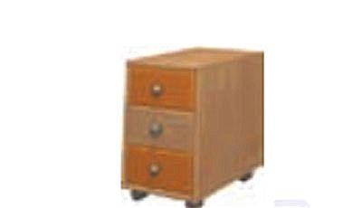 Παιδική Συρταριέρα-Σιφονιέρα Kidland Τρο O1-Τρο O1
