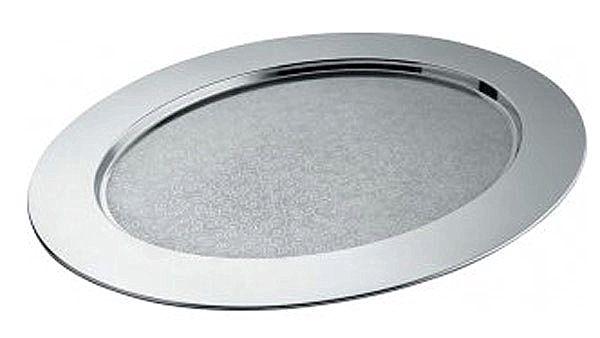 Δίσκος σερβιρίσματος Alessi Ovale Cesellato-AM36