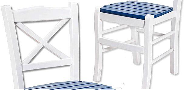 Καρέκλα κήπου Oikia kantis K43-K43
