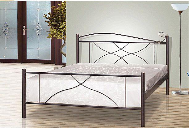 Κρεβάτι μεταλλικό Sofa And Style Νο 21Β-Νο 21Β