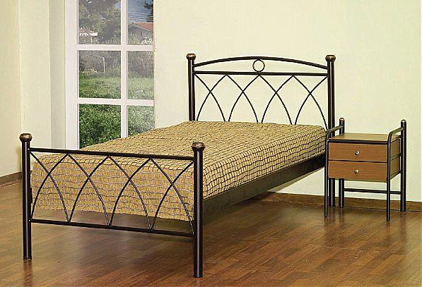 Κρεβάτι μεταλλικό Sofa And Style Νο 23-Νο 23
